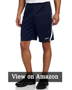 ASICS Mens Bomba best volleyball shorts