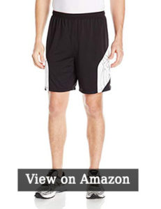 ASICS Mens Team Performance Volleyball Shorts 9 Mens Euro Cut Shorts