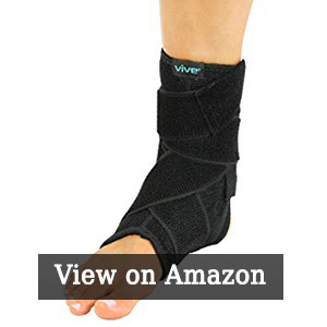 Ankle Stabilizer Brace by Vive best volleyball ankle braces