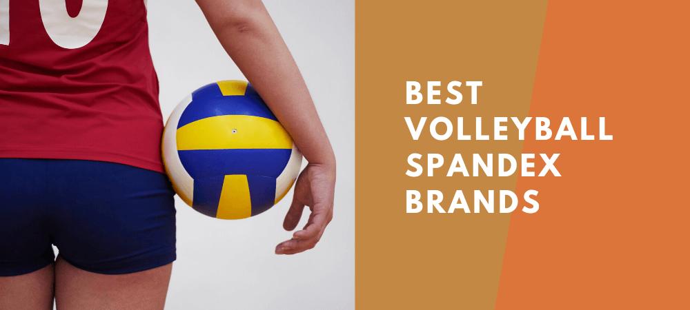 Best Volleyball Spandex Brands