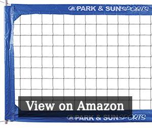 Park & Sun Sports Regulation best volleyball nets