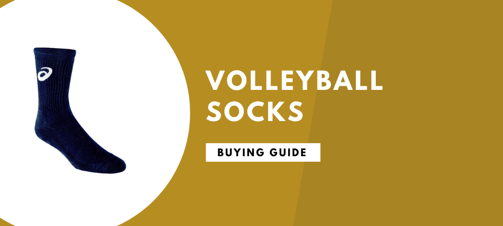 best volleyball socks