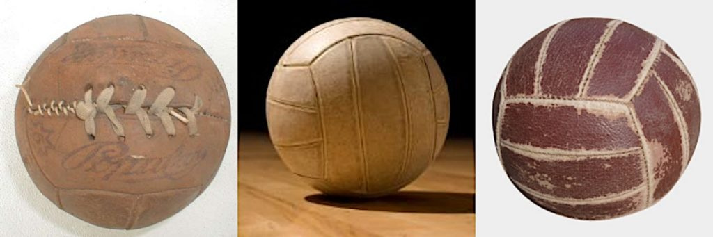 volleyball balls history