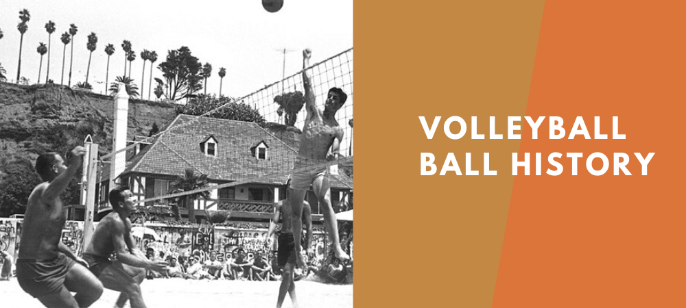 volleyball ball history
