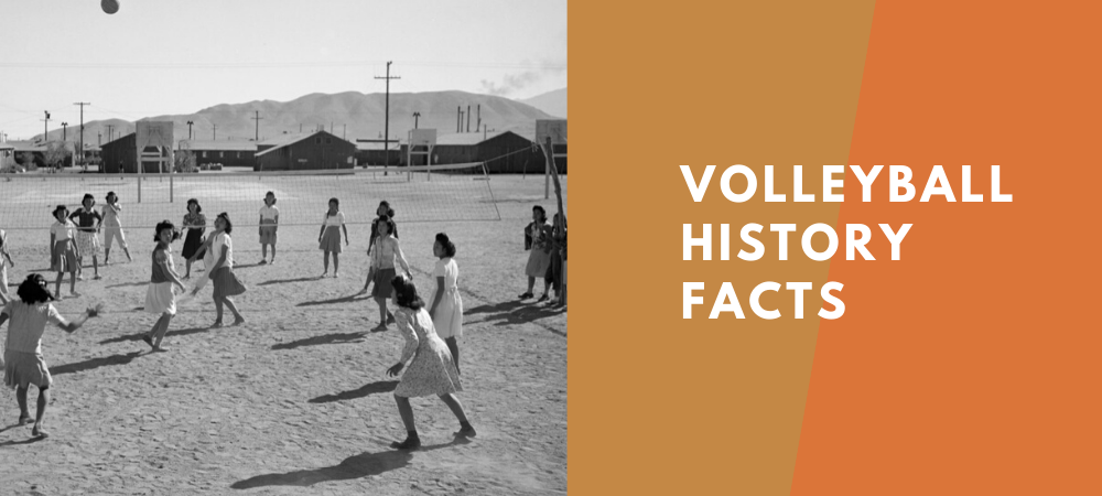 volleyball history facts