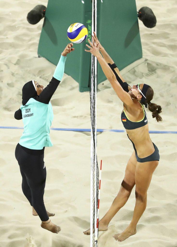 volleyball women history
