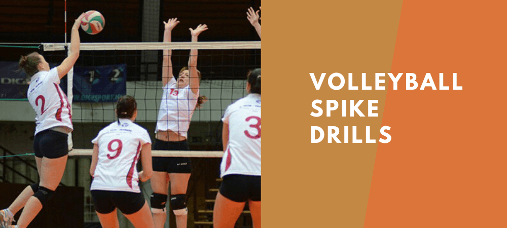 volleyball spike drills