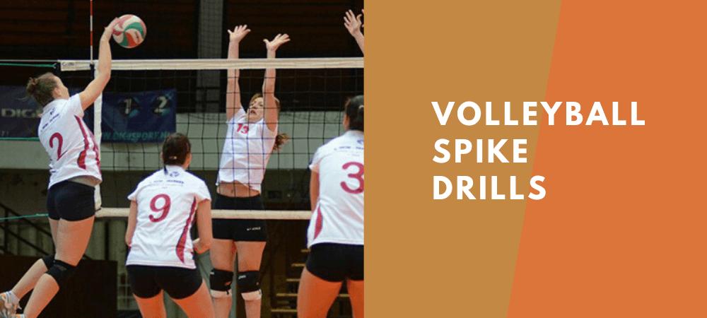 volleyball spike drills